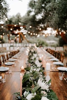 elegant destination wedding reception ideas with lights Outdoor Wedding Reception, Wedding Table, Wedding Day, Outdoor Weddings, Romantic Weddings, Rustic Weddings, Destination Weddings, Indian Weddings, Reception Table