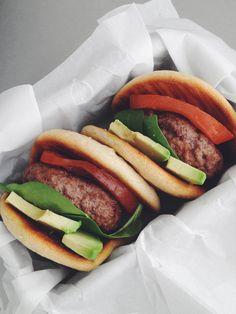 Burger Buns (grain free, nut free)