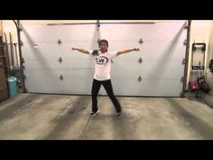 OMI Cheerleader cheer poms easy dance choreography fun to learn tutorial step by…