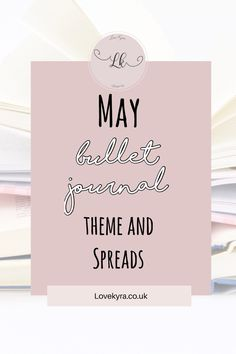 This post shows my may bullet journal theme and spreads and is an easy and simple theme to recreate. I include my simple cover page, my calendar and a mood tracker which will set me up for a successful may! April Bullet Journal, Bullet Journal For Beginners, Bullet Journal How To Start A, Bullet Journal Themes, My Calendar, How To Get Abs, Cute Bee, Brain Dump, Mood Tracker