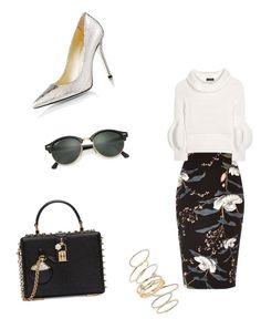 """Untitled #3"" by anca-gabriela-1 on Polyvore featuring River Island, Burberry, Dolce&Gabbana, Ray-Ban, BP. and Emy Mack"