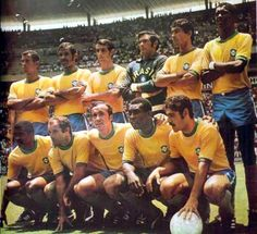 "Brazil national team 1970----Brazil national football team is accepting as the MOST successful national football team in history!! They are ONLY team who won World Cup in 4 different continents. Brazil national team's motto is ""Os ingleses o inventaram, os brasileiros o aperfeiçoaram"". It means ""The English invented it, the Brazilians perfected it""!!"