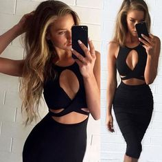 Women Sleeveless Bandage Bodycon Dress sold by COOL FASHION. Shop more products from COOL FASHION on Storenvy, the home of independent small businesses all over the world.
