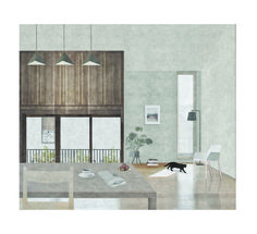 'The oblique housing project'_The apartment_