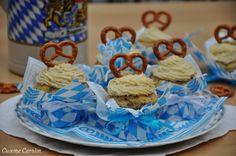 O'zapft is! – Zünftige Oktoberfest-Cupcakes
