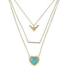 Turquoise Necklace, Gold Necklace, Thin Chain, Jewelry, Jewellery Making, Jewerly, Jewelery, Teal Necklace, Gold Necklaces