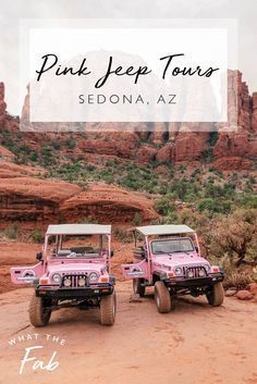 Sedona Arizona, Arizona Spa, Arizona Resorts, Arizona Road Trip, Arizona Travel, Sedona Pink Jeep Tours, Sedona Tours, Sedona Spa, Jeep Rose
