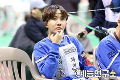 "[Picture] BTS J-Hope at 2016 ""Idol Star Athletics Championships"" Lunar New Year Special [160218]"