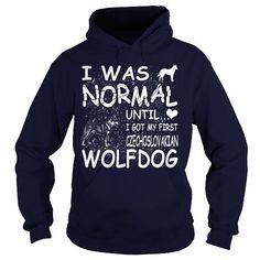 Cool #TeeForCzechoslovakian Wolfdog Czechoslovakian… - Czechoslovakian Wolfdog Awesome Shirt - (*_*)