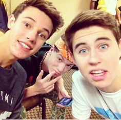 Nash and cameron | via weheartit