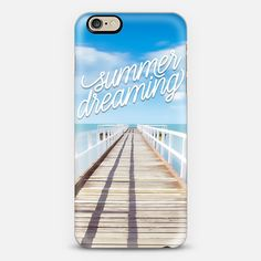 Summer Dreaming - Classic Snap Case