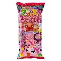 Dodotto Tsubu Pyon DIY Candy Kit (Grape)