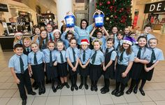 Celebrating the season of giving, school choirs from across Northern Ireland will take to CastleCourt's front foyer this December to sing Christmas carols and festive songs in aid of Autism NI.