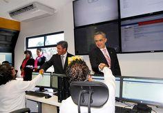 Entregan 6 mil 946 #alarmas vecinales e inauguran Centro de Monitoreo en #MilpaAlta
