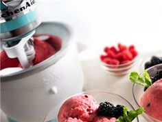 2-qt. Ice Cream Maker Attachment by KitchenAid by KitchenAid at Cooking.com
