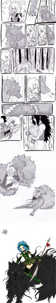Shadow-rider, Levy Mcgarden by piranha-pk on DeviantArt Gale Fairy Tail, Fairy Tail Girls, Fairy Tail Couples, Fairy Tail Ships, Fairy Tale Anime, Fairy Tales, Gajeel Et Levy, Shadow Riders, Fairy Tail Comics