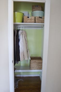 Ohh Baby!: Coat Closet Reveal!