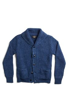 Another classic looking cardigan that we could introduce over and over again. The details on the types of wooden buttons or toggles we use would be the area to flex our creative muscles