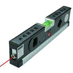 4 in 1 blister livelli laser horizon vertical nastro di misurazione magnetica linee di marcatura laser assetto righello strumento