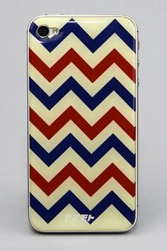 Chevron iPhone Case.