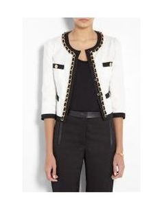Embellished Chanel Jacket