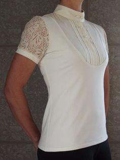 lace dressage shirt - Google Search