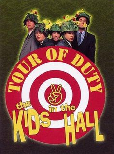 Kids in the Hall: Tour of Duty (Video 2002)