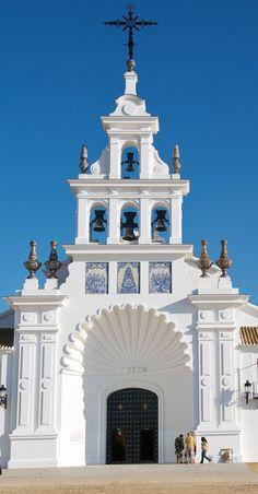 Al Monte ( Huelva) celebración del Rocio  Andalucia Sapin