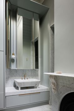 Hecker Guthrie Transforms Men's Retirement Home Into a Grand Victorian Residence | Yellowtrace - Yellowtrace