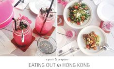 MY FAVORITE PLACES TO EAT IN HONG KONG - a pair & a spare