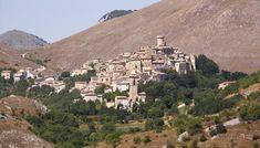 Uno dei borghi più belli d'Abruzzo e tra i Borghi più belli d'Italia