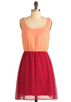 summer spring Its All Clover Dress, #ModCloth