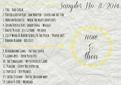 4more  Sampler No. 8/2014  {now & then}Bloodhound Gang, Damon Albarn, Guano Apes, Marlon Roulette & much more