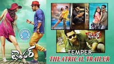 Temper Movie Latest Unseen Trailer | N. T. Rama Rao  | Kajal Aggarwal |