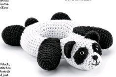 Crochet World At the Zoo Panda