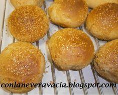 Hoy les dejo una idea para hacer panecillos con harina de Tritordeum. Espero que les guste!!!