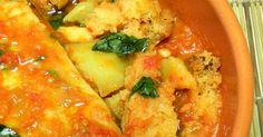 ZUPPA DI BACCALA' DI PAOLO PETRONI  A questa gustosa ricetta toscana di Paolo Petroni ho apportato una piccola variazione, aggiungendo ...