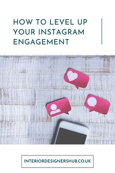 In our latest blog we take a look at how Interior Designers can maximise engagement on Instagram. Engagement is the first part of the Know... Like... Trust... process we teach Interior Designers to grow their client base. #interiordesignershub Interior Design Resources, Interior Design Business, Level Up, How To Know, Trust, Designers, Training, Base, Marketing