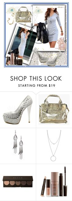 """""""Boutique by Milanoo"""" by zijadaahmetovic ❤ liked on Polyvore featuring Inox, Botkier, Laura Mercier, Viktor & Rolf and milanoo"""