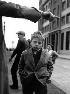 """Joan Colom - El Barrio, now """"Raval"""", Barcelona, 1958 -1964."""