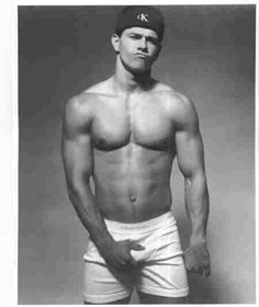 Photo of Mark Wahlberg Calvin Klein Ad for only $9.99