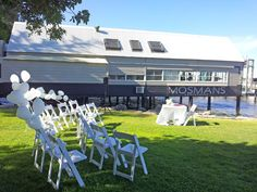 Mosmans Restaurant is a beautiful venue by the Swan River