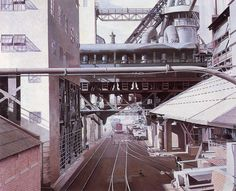Sheeler, Charles | City Interior