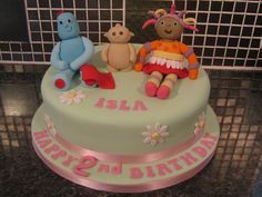 in the night garden fondant characters - Google Search