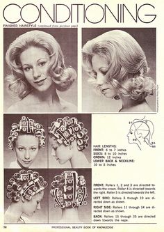 Hairstyle retro hair setting – – - New Site Vintage Hairstyles Tutorial, Retro Hairstyles, Curled Hairstyles, Summer Hairstyles, Wedding Hairstyles, Baddie Hairstyles, School Hairstyles, Updo Hairstyle, Retro Updo