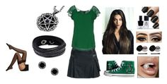 """Unbenannt #151"" by laviniaslytherin ❤ liked on Polyvore featuring art"