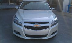 2013 Malibu Eco White Diamond...Beautiful Vehicle
