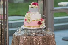 Photo of Hopkins Street Bakery - Berkeley, CA, United States. Engagement cake