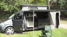 The return of our VW Transporter, fully converted into a camper! This is video two, the first shows the van stripped out and empty, ready to be built into, a...