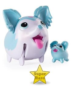 Blue Sky Papillion Chubby Puppies, Toy Puppies, Lps, Telescope, 3rd Birthday, Piggy Bank, Crafts For Kids, Santa, Ice Cream